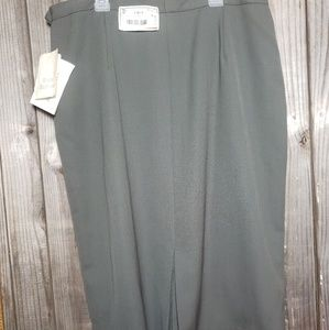Austin Reed Wool Skirt Lined Small Hole